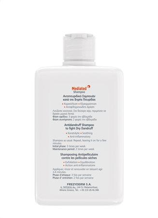 mediated shampoo 3d4