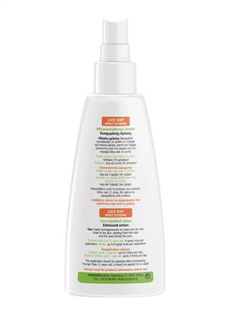 lice rep lotion 3d6
