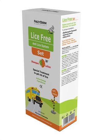 lice free set 3d3