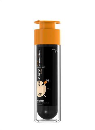 ac-norm sunscreen tinted fluid 3d3