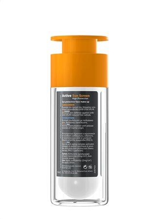 active sunscreen face foundation 3d2