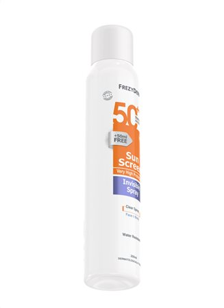 sunscreen invisible 3d3