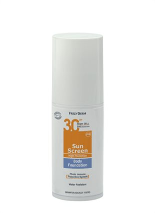 SUN SCREEN BODY FOUNDATION SPF 30