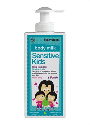 SENSITIVE KIDS BODY MILK