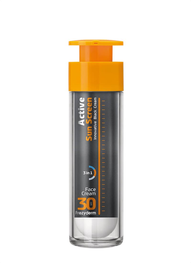 ACTIVE SUN SCREEN FACE CREAM SPF 30