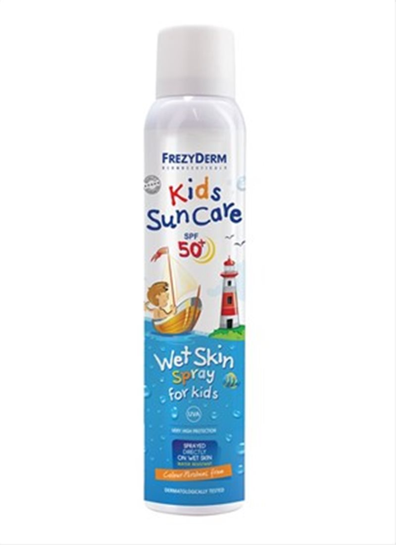 KIDS SUN CARE SPF 50+ WET SKIN SPRAY