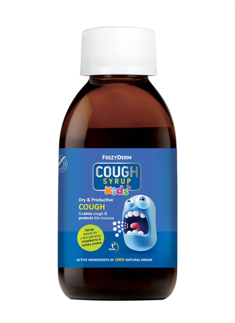 COUGH SYRUP KIDS