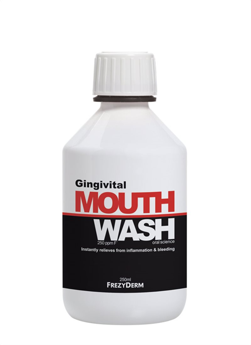 GINGIVITAL MOUTHWASH